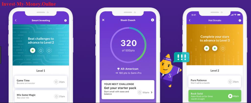 Stash Mobile App