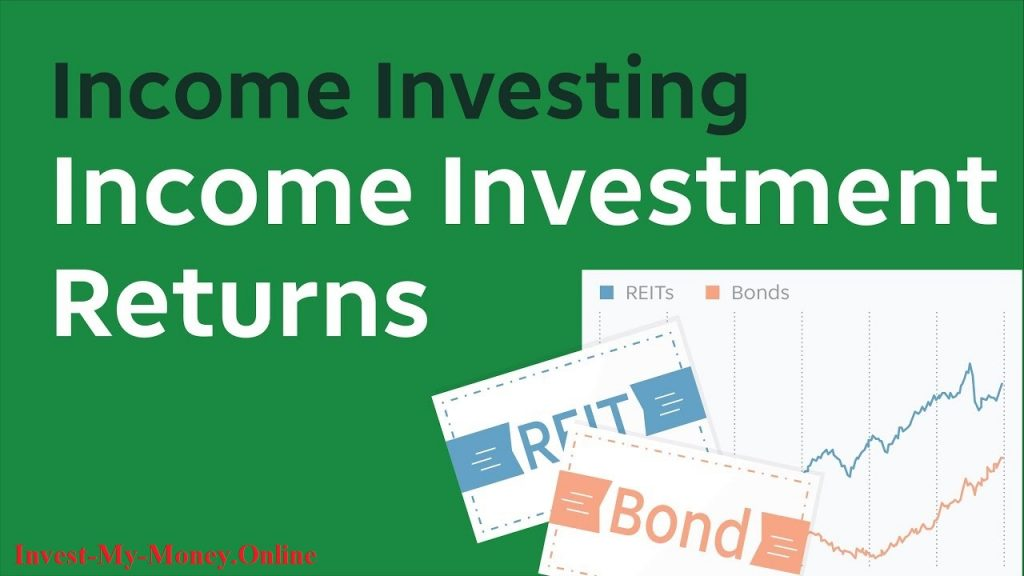 Investment Income from Shares, Bonds etc.