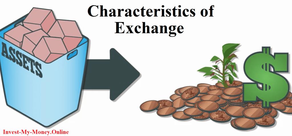 Exchange Characteristics