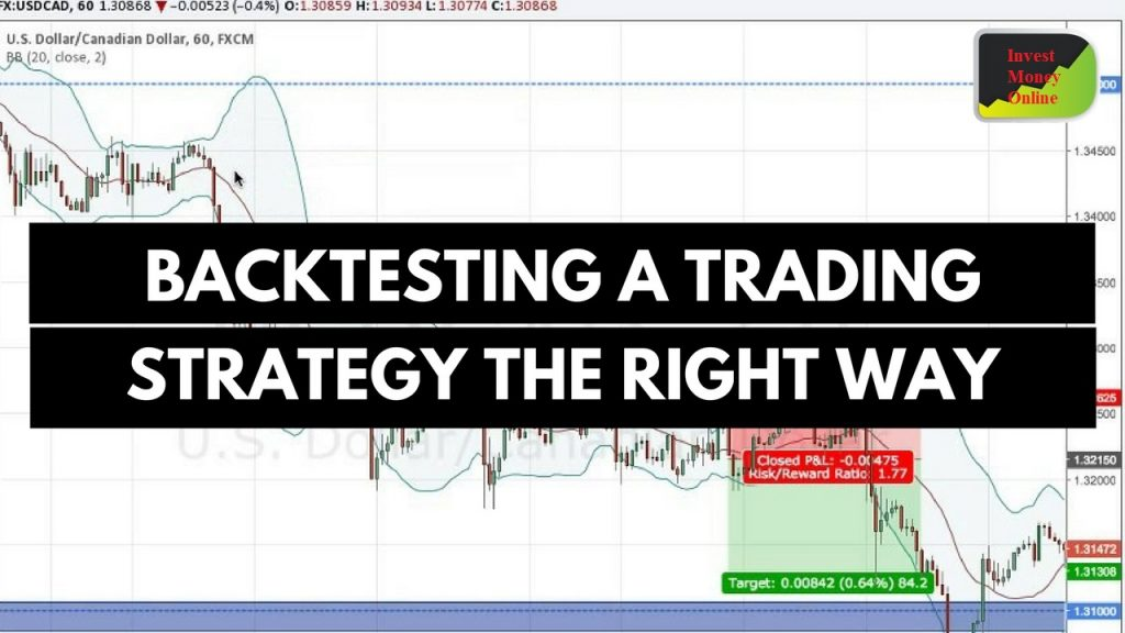 Introduction to Backtesting Trading Strategies