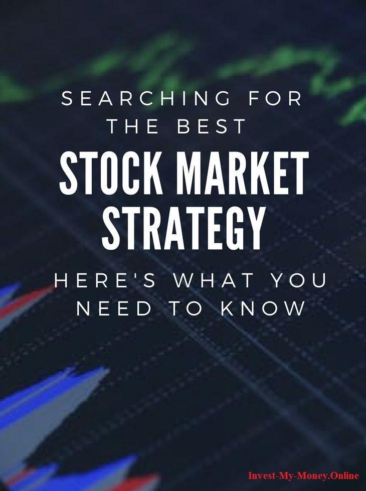 Best Stock Market Strategy